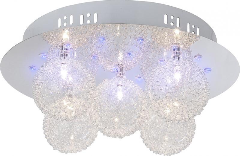 Plafoniere Moderne Cu Led : Corpuri de iluminat lustre plafoniere aplice cu led si