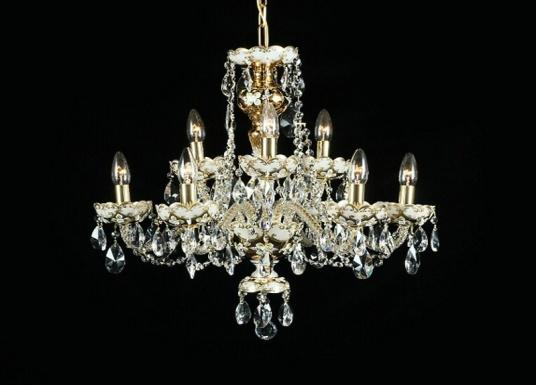 candelabre de cristal bohemia corpuri de iluminat lustre aplice. Black Bedroom Furniture Sets. Home Design Ideas