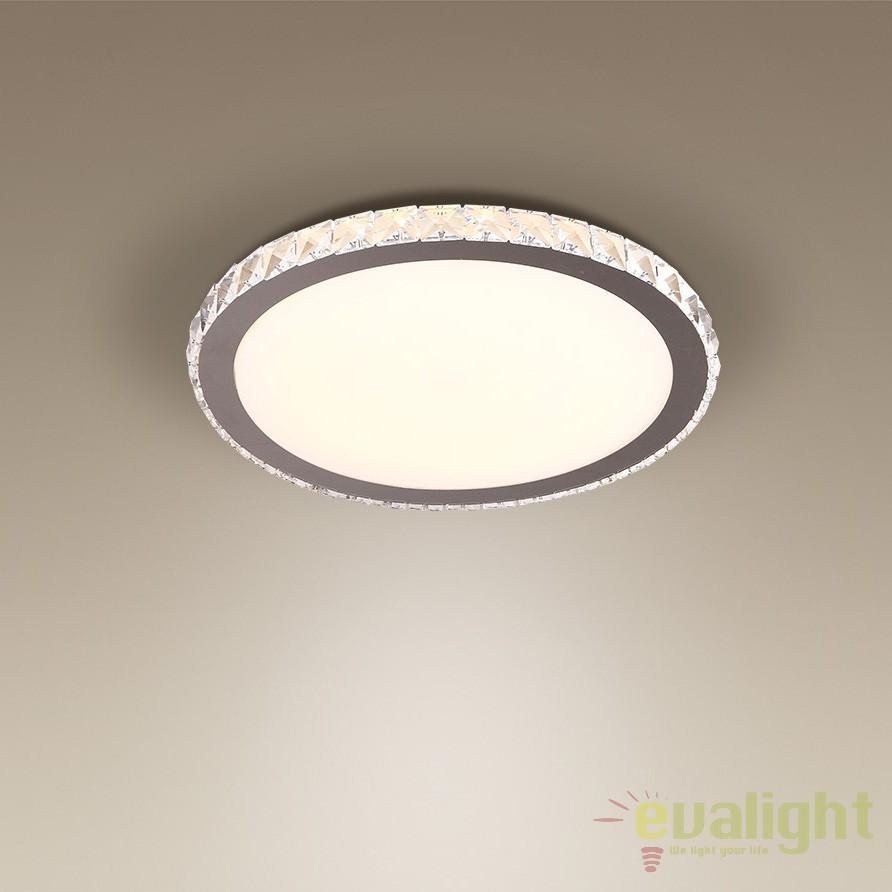 Plafoniera moderna cu iluminat LED PREZZIO ROUND 2875 MX - Corpuri ...