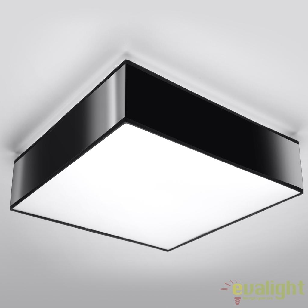 Plafoniera design modern HORUS 35 neagra SL.0136 - Corpuri de ...