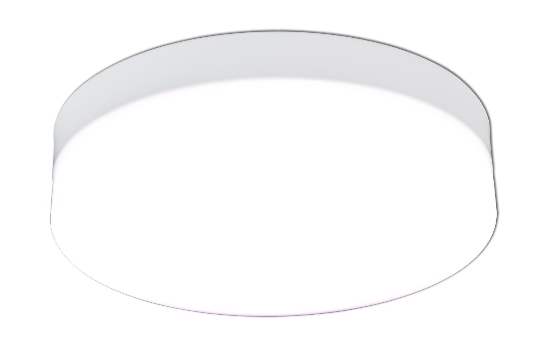 Plafoniera Led Cu Telecomanda : Plafoniera dimabila cu iluminat led rgb si telecomanda cool 25 5cm
