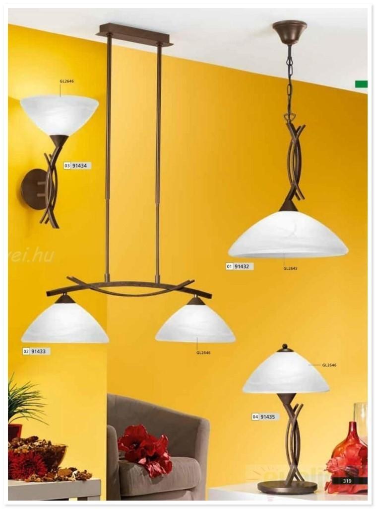 Lampi rustice de iluminat