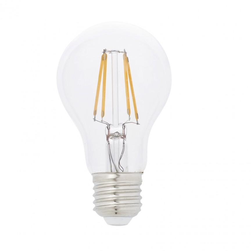 Bec E27 LED 4 Watt warm light 17420 Faro Barcelona, Becuri E27, Corpuri de iluminat, lustre, aplice, veioze, lampadare, plafoniere. Mobilier si decoratiuni, oglinzi, scaune, fotolii. Oferte speciale iluminat interior si exterior. Livram in toata tara.  a