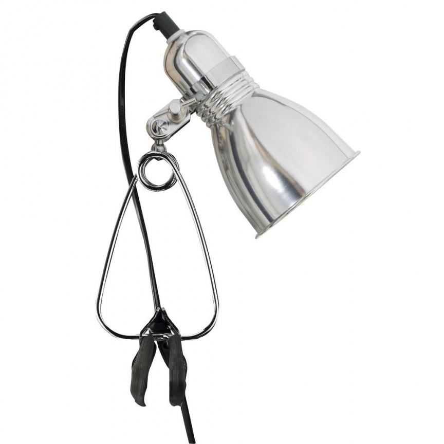 Veioza / Lampa cu clip design minimalist Photo 59372029NL, Magazin, Corpuri de iluminat, lustre, aplice, veioze, lampadare, plafoniere. Mobilier si decoratiuni, oglinzi, scaune, fotolii. Oferte speciale iluminat interior si exterior. Livram in toata tara.  a