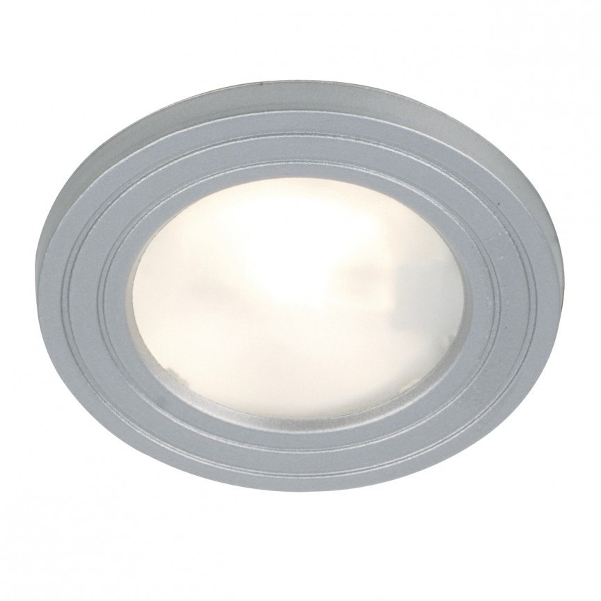 Spot incastrabil IP44, aluminiu Mini Down 15679929NL, Spoturi incastrate, aplicate - tavan / perete, Corpuri de iluminat, lustre, aplice, veioze, lampadare, plafoniere. Mobilier si decoratiuni, oglinzi, scaune, fotolii. Oferte speciale iluminat interior si exterior. Livram in toata tara.  a