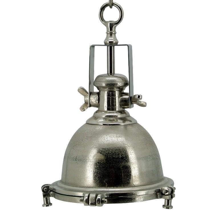 Pendul diameru 31cm raw nickel YACHT H5062503111 ,  a