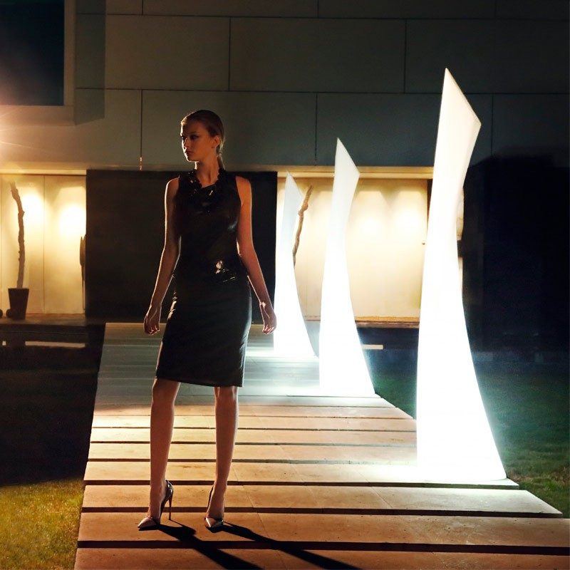 Corp iluminat LED RGB de exterior / interior design modern decorativ WING LAMP 53033L Vondom, Magazin,  a