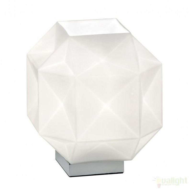 Veioza, lampa de masa diam.28cm, H-23cm, DIAMOND TL1 SMALL 036076, PROMOTII, Corpuri de iluminat, lustre, aplice, veioze, lampadare, plafoniere. Mobilier si decoratiuni, oglinzi, scaune, fotolii. Oferte speciale iluminat interior si exterior. Livram in toata tara.  a