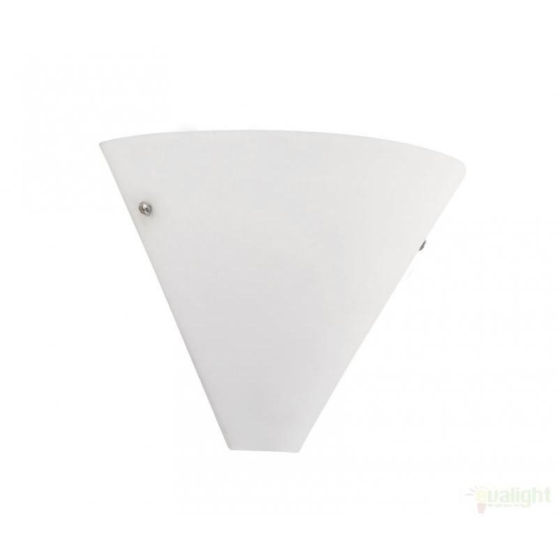 Aplica de perete moderna, COCKTAIL AP1 SMALL alb 093154, Magazin, Corpuri de iluminat, lustre, aplice, veioze, lampadare, plafoniere. Mobilier si decoratiuni, oglinzi, scaune, fotolii. Oferte speciale iluminat interior si exterior. Livram in toata tara.  a