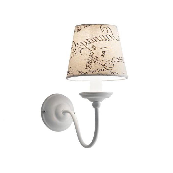 Aplica de perete moderna, COFFEE AP1 092690, Aplice de perete moderne, Corpuri de iluminat, lustre, aplice a