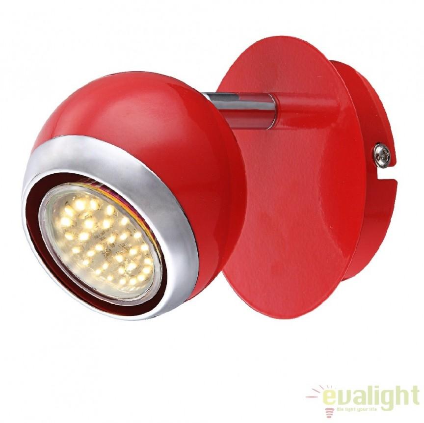 Aplica perete moderna cu iluminat LED, H-11,5cm, OMAN 57885-1 GL, Aplice de perete LED, Corpuri de iluminat, lustre, aplice, veioze, lampadare, plafoniere. Mobilier si decoratiuni, oglinzi, scaune, fotolii. Oferte speciale iluminat interior si exterior. Livram in toata tara.  a