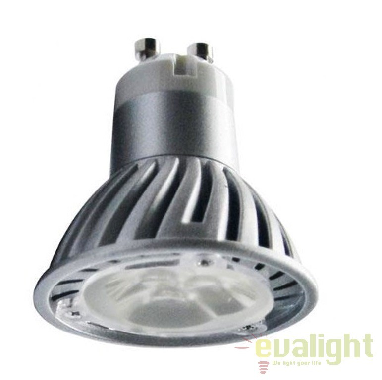 Bec GU10 3Watt LED Dimmer 1312070 NL, Becuri GU10, Corpuri de iluminat, lustre, aplice a