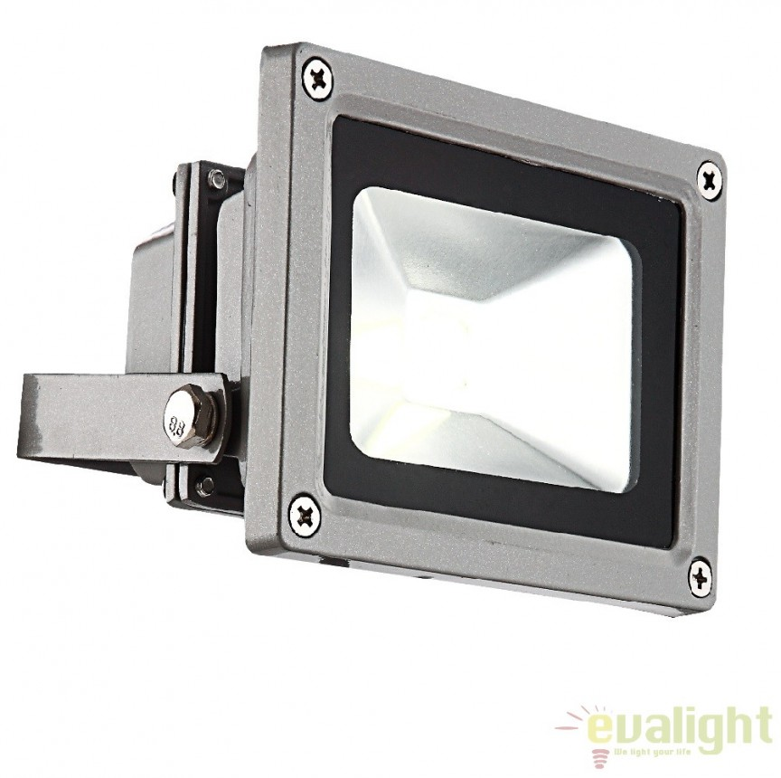 Proiector de exterior cu iluminat LED, protectie IP65, Radiator IV 34107 GL, Proiectoare de iluminat exterior , Corpuri de iluminat, lustre, aplice a