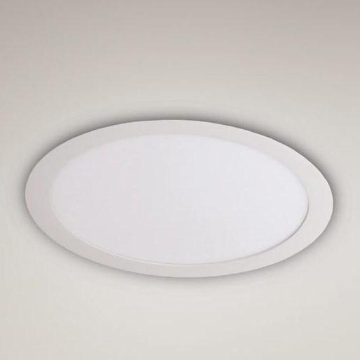 Plafonier incastrat diam.18cm, LED PanelLed round H0051 MX, Spoturi LED incastrate, aplicate, Corpuri de iluminat, lustre, aplice, veioze, lampadare, plafoniere. Mobilier si decoratiuni, oglinzi, scaune, fotolii. Oferte speciale iluminat interior si exterior. Livram in toata tara.  a