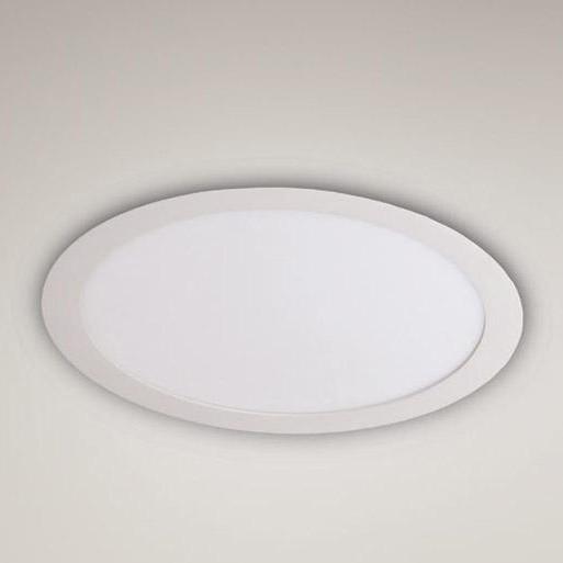 Plafonier incastrat diam.30cm, LED PanelLed round H0052 MX, Spoturi LED incastrate, aplicate, Corpuri de iluminat, lustre, aplice, veioze, lampadare, plafoniere. Mobilier si decoratiuni, oglinzi, scaune, fotolii. Oferte speciale iluminat interior si exterior. Livram in toata tara.  a