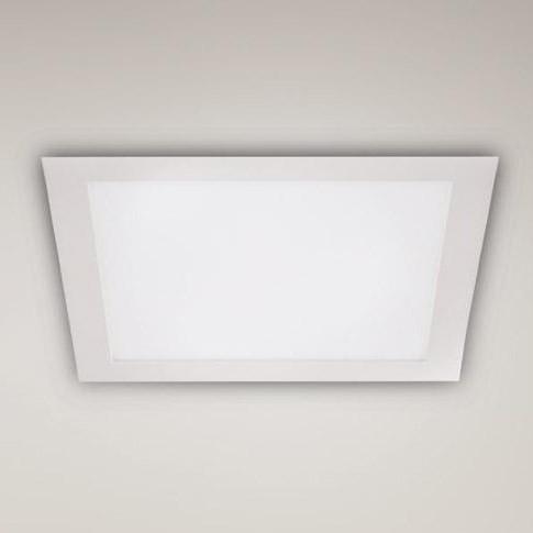 Plafonier incastrat dim.17x17cm, LED PanelLed square H0053 MX, Spoturi incastrate, aplicate - tavan / perete, Corpuri de iluminat, lustre, aplice, veioze, lampadare, plafoniere. Mobilier si decoratiuni, oglinzi, scaune, fotolii. Oferte speciale iluminat interior si exterior. Livram in toata tara.  a