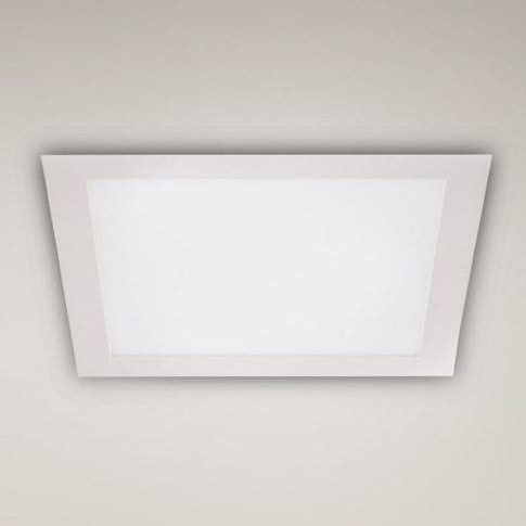 Plafonier incastrat dim.30x30cm, LED PanelLed square H0054 MX, Spoturi incastrate, aplicate - tavan / perete, Corpuri de iluminat, lustre, aplice, veioze, lampadare, plafoniere. Mobilier si decoratiuni, oglinzi, scaune, fotolii. Oferte speciale iluminat interior si exterior. Livram in toata tara.  a
