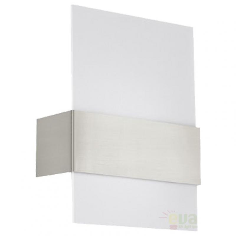 Aplica de perete dim. 21,5x29cm, LED Nikita 93382 EL, Aplice de perete LED, Corpuri de iluminat, lustre, aplice, veioze, lampadare, plafoniere. Mobilier si decoratiuni, oglinzi, scaune, fotolii. Oferte speciale iluminat interior si exterior. Livram in toata tara.  a