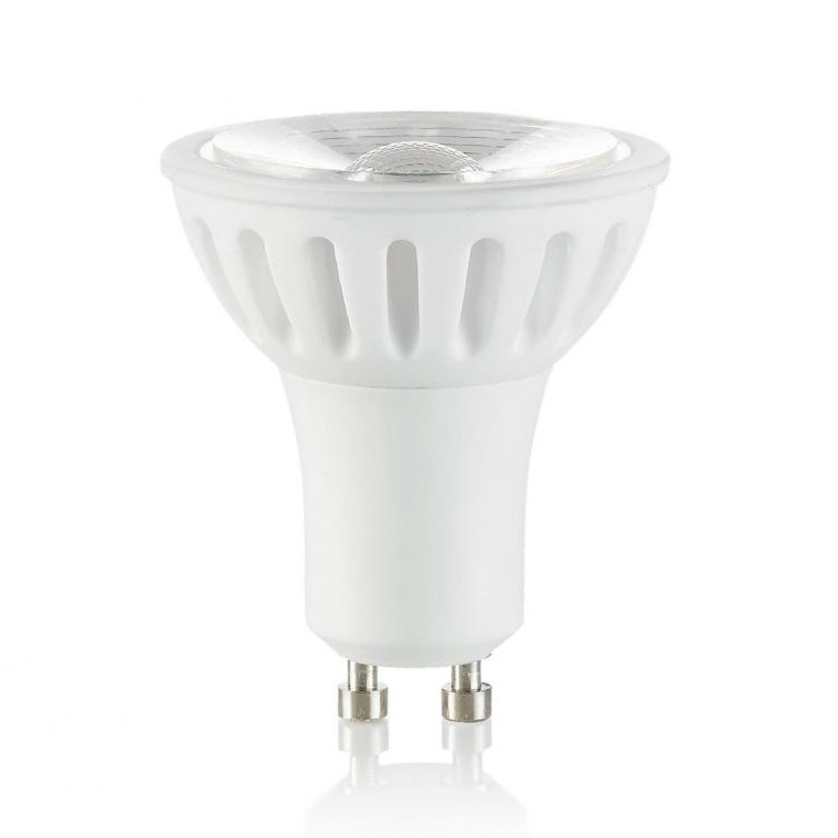 Bec LED GU10 5W CERAMICA 051413, Becuri GU10, Corpuri de iluminat, lustre, aplice, veioze, lampadare, plafoniere. Mobilier si decoratiuni, oglinzi, scaune, fotolii. Oferte speciale iluminat interior si exterior. Livram in toata tara.  a