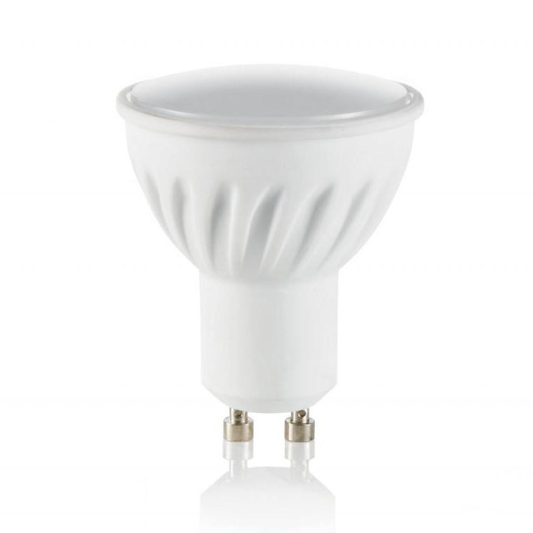 Bec LED GU10 7W CERAMICA 3000K 101378, Becuri GU10, Corpuri de iluminat, lustre, aplice, veioze, lampadare, plafoniere. Mobilier si decoratiuni, oglinzi, scaune, fotolii. Oferte speciale iluminat interior si exterior. Livram in toata tara.  a