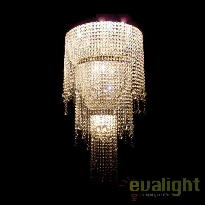 Pendul cristal Bohemia diam.50cm, L15 545/24/4 mix, Pendule Cristal Bohemia, Corpuri de iluminat, lustre, aplice, veioze, lampadare, plafoniere. Mobilier si decoratiuni, oglinzi, scaune, fotolii. Oferte speciale iluminat interior si exterior. Livram in toata tara.  a
