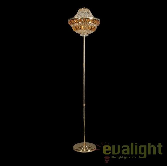 Lampadar, lampa de podea LUX cristal Bohemia S45 365/03/6 , Lampadare Cristal Bohemia, Corpuri de iluminat, lustre, aplice, veioze, lampadare, plafoniere. Mobilier si decoratiuni, oglinzi, scaune, fotolii. Oferte speciale iluminat interior si exterior. Livram in toata tara.  a
