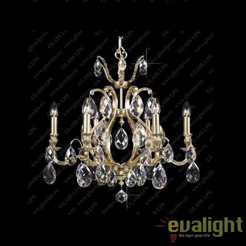 Pendul cristal Bohemia diam.64cm, L16 041/06/1, Pendule Cristal Bohemia, Corpuri de iluminat, lustre, aplice, veioze, lampadare, plafoniere. Mobilier si decoratiuni, oglinzi, scaune, fotolii. Oferte speciale iluminat interior si exterior. Livram in toata tara.  a