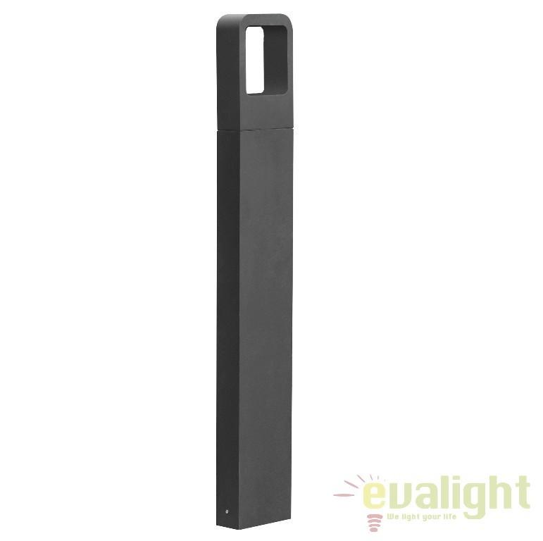 Stalp de exterior modern inaltime 80cm, IP54 LED Tokio 8565 RX, Stalpi de iluminat exterior mici si medii , Corpuri de iluminat, lustre, aplice a