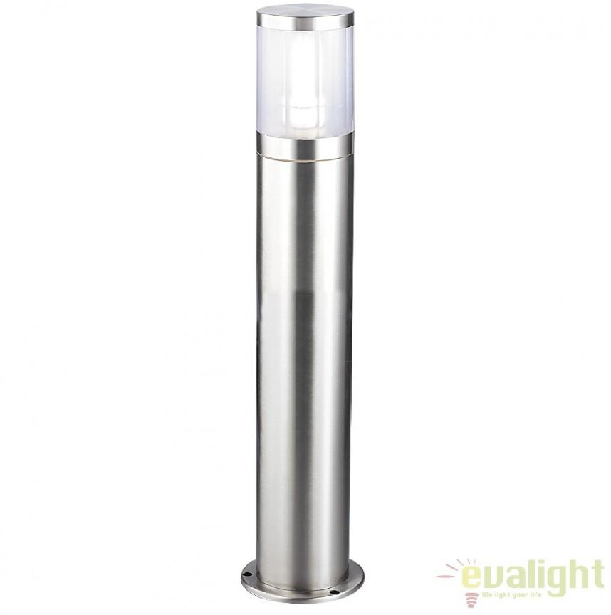 Stalp de exterior modern, inaltime 80cm, IP44, Atlanta 8168 RX, Stalpi de iluminat exterior mici si medii , Corpuri de iluminat, lustre, aplice a