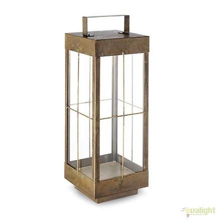 Lampa de podea fabricata manual, IP65, Lanterne 266.12, Lampi de exterior portabile , Corpuri de iluminat, lustre, aplice a