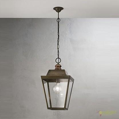 Pendul de exterior cu protectie IP43, Quadro 262.51, Lustre, Pendule suspendate de exterior, Corpuri de iluminat, lustre, aplice a
