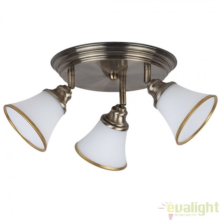 Plafonier design clasic, Grando 6548 RX , Lustre aplicate, Plafoniere clasice, Corpuri de iluminat, lustre, aplice a