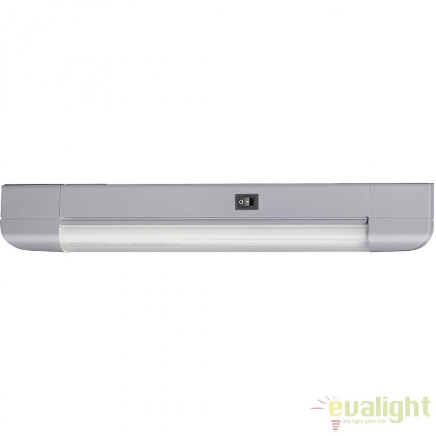 Aplica de perete, mobila bucatarie, cu intrerupator, L-39,5cm, Band light 2306 RX, Iluminat tehnic pentru scafe, bucatarie, Corpuri de iluminat, lustre, aplice a