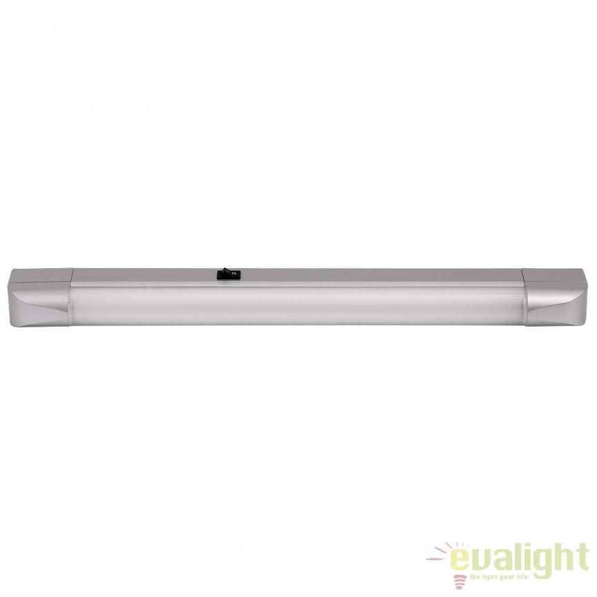 Aplica de perete, mobila bucatarie, cu intrerupator, L-50cm, Band light 2307 RX, Iluminat tehnic pentru scafe, bucatarie, Corpuri de iluminat, lustre, aplice a