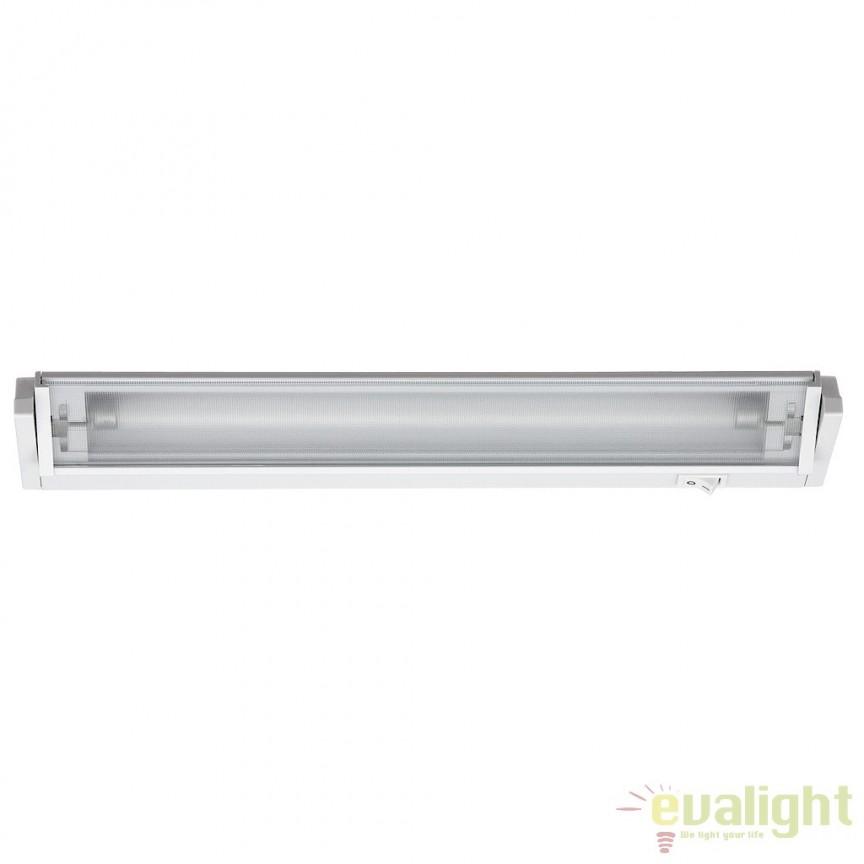 Aplica de perete, mobila bucatarie, cu intrerupator, L-35cm, Easy light 2361 RX , Iluminat tehnic pentru scafe, bucatarie, Corpuri de iluminat, lustre, aplice a