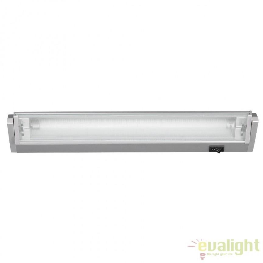 Aplica de perete, mobila bucatarie, cu intrerupator, L-35cm, Easy light 2364 RX , Iluminat tehnic pentru scafe, bucatarie, Corpuri de iluminat, lustre, aplice a