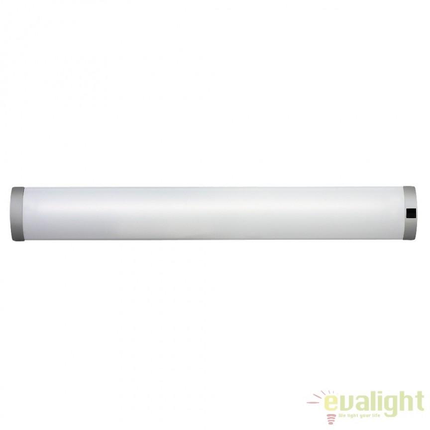 Aplica de perete, mobila bucatarie, cu intrerupator, L-66cm, Soft 2329 RX , Iluminat tehnic pentru scafe, bucatarie, Corpuri de iluminat, lustre, aplice a