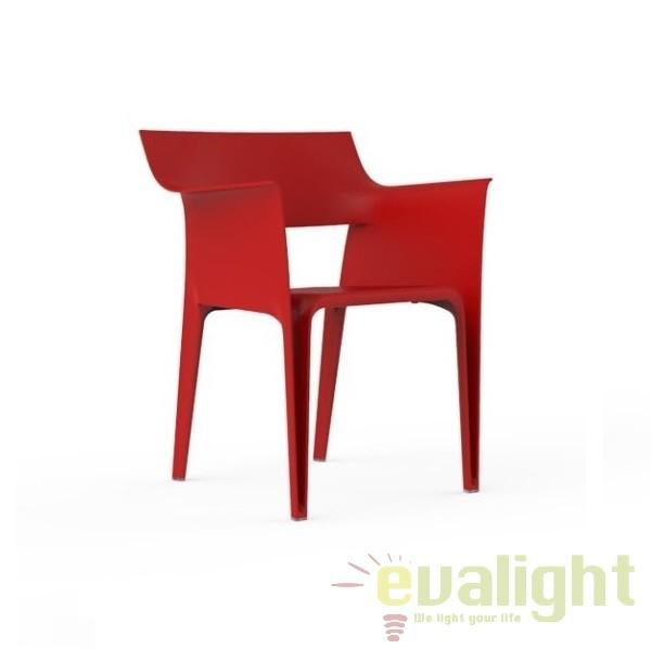 Scaun design modern, exterior, interior, PEDRERA CHAIR 65004 Vondom, Scaune dining , Corpuri de iluminat, lustre, aplice a