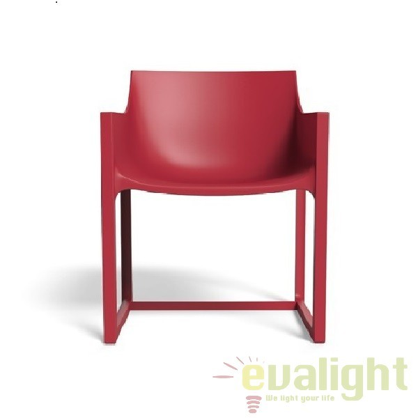 Scaun design modern, exterior, interior, WALL STREET CHAIR 65006 Vondom, Scaune dining , Corpuri de iluminat, lustre, aplice a