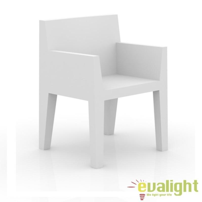 Fotoliu-Scaun design modern, exterior, interior, JUT ARMCHAIR 44408 Vondom, Fotolii - Fotolii extensibile, Corpuri de iluminat, lustre, aplice a