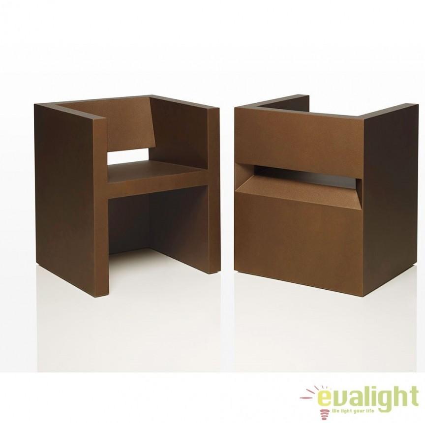 Scaun design modern, exterior, interior, VELA CHAIR 54052 Vondom, Magazin,  a