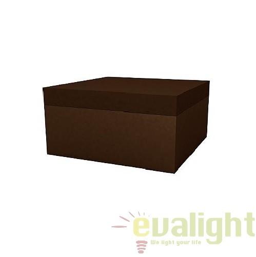 Fotoliu-taburet design modern, exterior, interior, OTTOMAN QUADRAT 44415 Vondom,  a