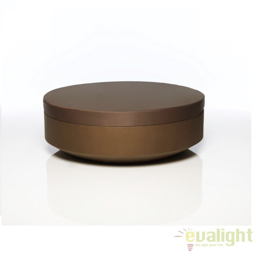 Fotoliu-sezlong design modern, exterior, interior, VELA OTTOMAN-CHAISELONGUE 54032 Vondom, Fotolii - Fotolii extensibile, Corpuri de iluminat, lustre, aplice a