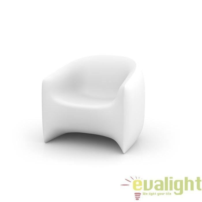 Fotoliu lounge design modern, exterior, interior, BLOW LOUNGE CHAIR 55014 Vondom, Fotolii - Fotolii extensibile, Corpuri de iluminat, lustre, aplice a