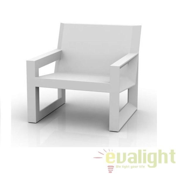 Fotoliu lounge design modern, exterior, interior, FRAME LOUNGE CHAIR 54088 Vondom, Fotolii - Fotolii extensibile, Corpuri de iluminat, lustre, aplice a