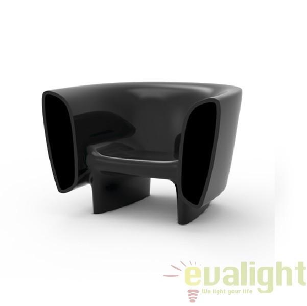 Fotoliu lounge design modern, exterior, interior, BUM-BUM LOUNGE CHAIR 65008 Vondom, Fotolii - Fotolii extensibile, Corpuri de iluminat, lustre, aplice a