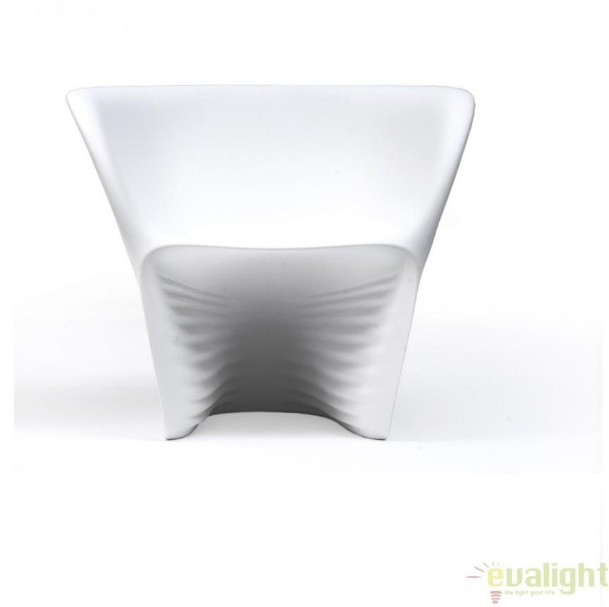 Fotoliu lounge design modern, exterior, interior, BIOPHILIA LOUNGE CHAIR 59002 Vondom, Fotolii - Fotolii extensibile, Corpuri de iluminat, lustre, aplice a
