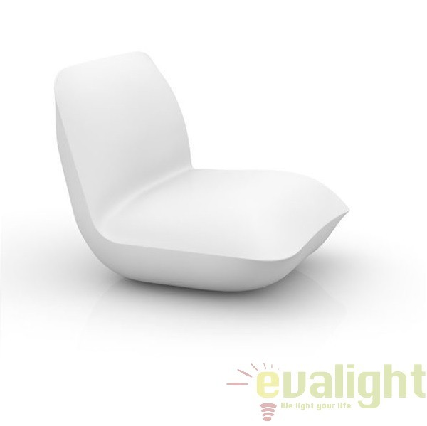 Fotoliu lounge design modern, exterior, interior, PILLOW LOUNGE CHAIR 55001 Vondom, Fotolii - Fotolii extensibile, Corpuri de iluminat, lustre, aplice a