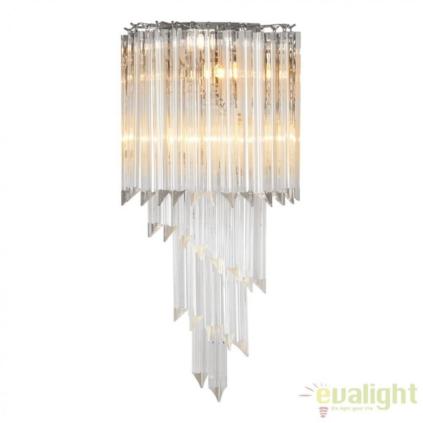 Aplica de perete LUX Marino 109530 HZ, Aplice de perete moderne, Corpuri de iluminat, lustre, aplice a