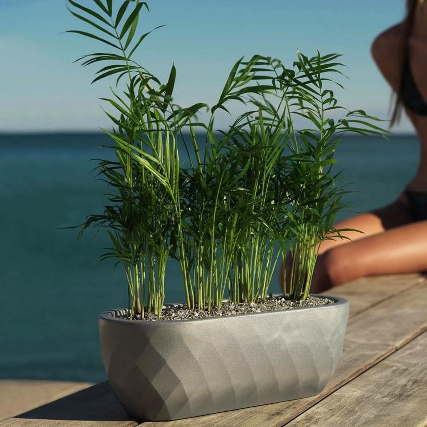 Vaza / Ghiveci de flori / plante / exterior / interior design modern premium VASES NANO PLANTER 14x33x12 47033F Vondom , Vaze /Ghivece decorative flori /plante, vase,suporturi si jardiniere de interior si exterior⭐modele moderne de lux cu design elegant✅ inalte sau de perete suspendate✅ potrivite pentru aranjamente florale naturale si plante artificiale din living,terasa,balcon,curte si gradina casei.❤️Promotii vaze de flori mari si ghivece ceramica de podea, vase de sticla si portelan, cristal, jardiniere din plastic, beton (ciment), suporti din fier forjat, lemn❗ Intra si vezi  ✚ poze ➽ www.evalight.ro. ➽ sursa ta de inspiratie online❗ Aici gasesti ghivece ornamentale rezistente la soare, pt plante de dimensiuni mari si mici, flori curgatoare si aranjarea in cascada a plantelor, cu sistem inteligent de auto-udare (autoirigare) pentru tuia, orhidee, trandafiri japonezi, produse de calitate superioara cu stil original premium, stil actual la moda in 2020❗ Ideale pt amenajari sali de mese festive (nunti, botezuri), restaurant, bar, terasa, hotel, mobila showroom, casa scarii, pt amenajari, intra ➽vezi oferte si reduceri cu vanzare rapida din stoc, ieftine si de calitate deosebita la cel mai bun pret. a
